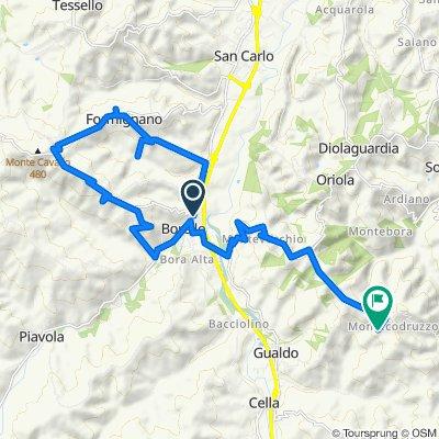 Borello-Formignano on AllTrails