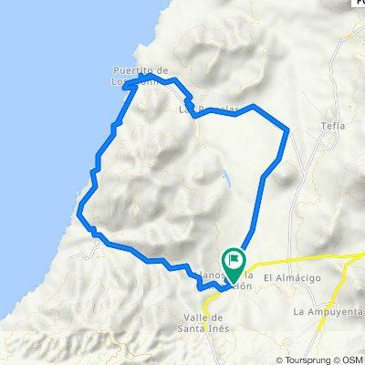 Fuerteventura-Rundtour: Los Molinos