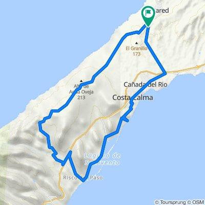 Fuerteventura-Rundtour: Costa Calma