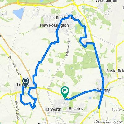 36 Sunderland St, Doncaster to 65 Mirabelle Way, Doncaster
