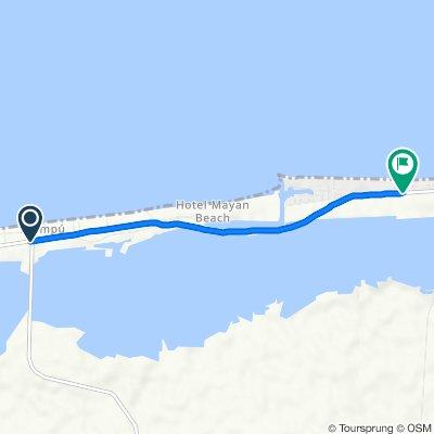 De Carretera Progreso - Telchac Puerto, Dzemul a Calle 23, Telchac Puerto