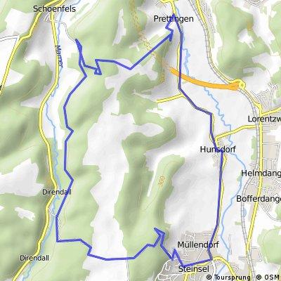Mtb Direndall - Schoenfels