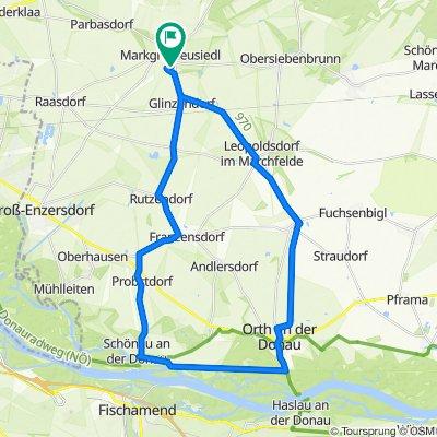 Tour Schönau Orth MN