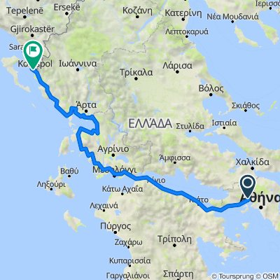 EV8 Greece