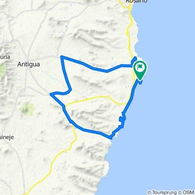 Fuerteventura-Rundtour: Pozo Negro