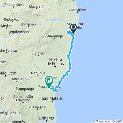 Litoral Sul Bahia / Espirito Santo