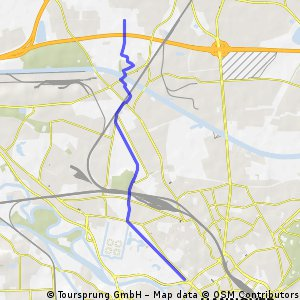 Herrenhausen-Route (Königsworther Platz - Godshorn)