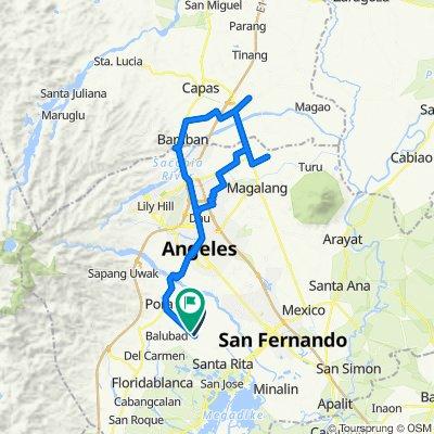 San Basilio 396, Santa Rita to Santa Rita