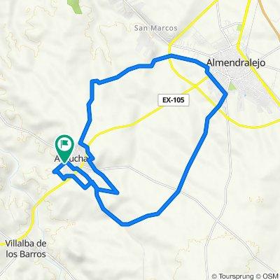 CORRIDA04 ACEUCGAL/ALMENDRALEJO