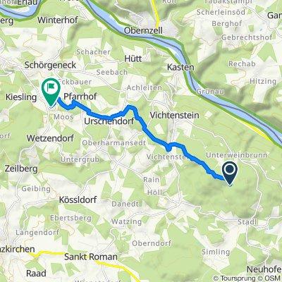 🦮🚶♀️🚶🇦🇹Jägerbildkapelle-Haugstein-Godererkogel mit🎥 29.11.20.