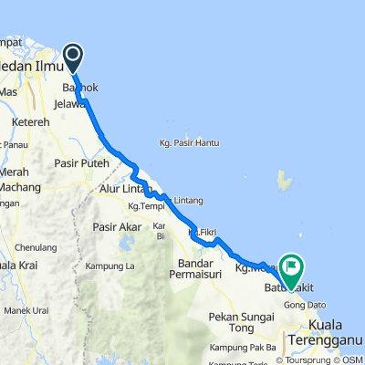 Bachok  - Batu Rakit, Kuala Terengganu