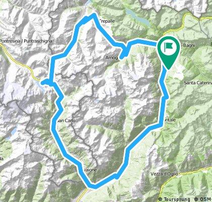 Passo del Bernina