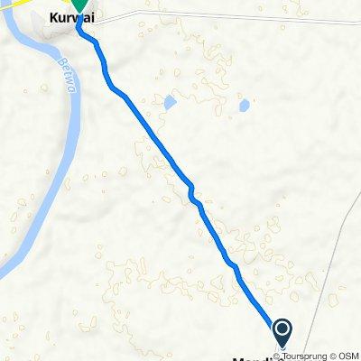 सूर्यवंशी भवन Mandi Bamora to Kurwai bus stand