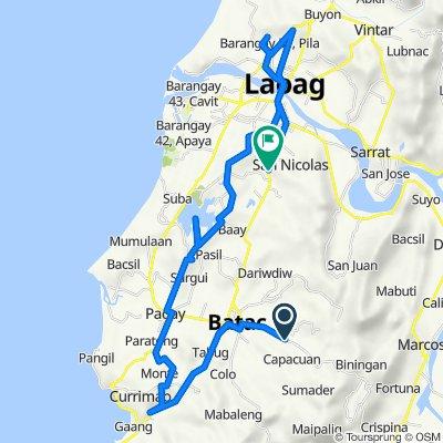 Batac - Banna Road to MacArthur Highway, San Nicolas