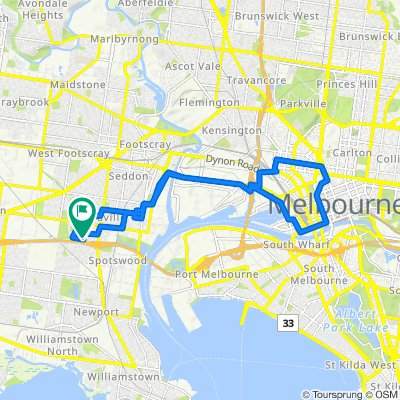Footscray Road