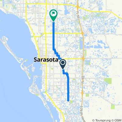 Sarasota to Oscar