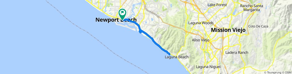 1679–1701 W Coast Hwy, Newport Beach to 1703–1739 W Coast Hwy, Newport Beach