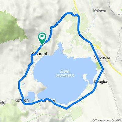 Lake Naivasha Circuit