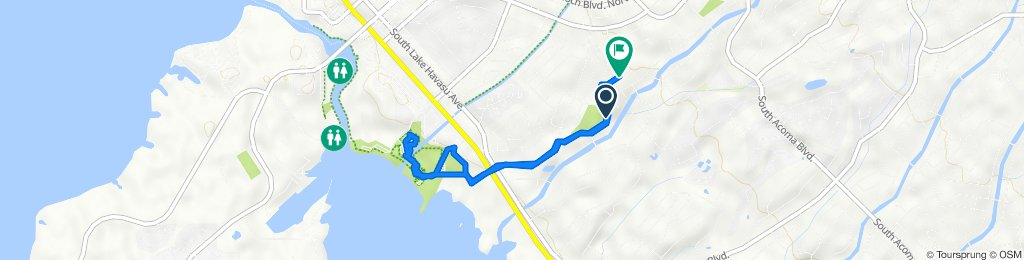 304–322 Cypress Dr, Lake Havasu City to 2131 Rover Dr, Lake Havasu City