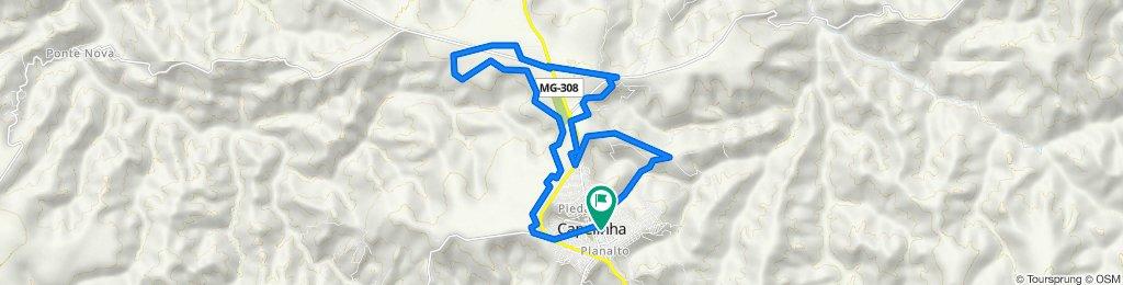Pedal 2 em Capelinha