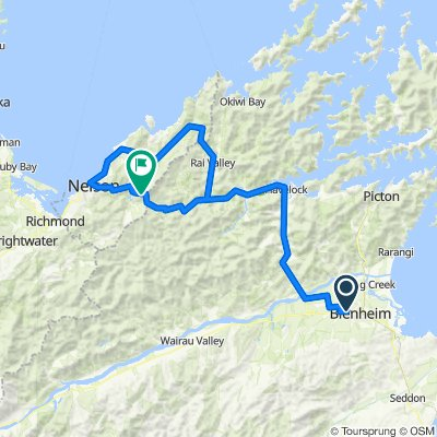 Tour Of New Zealand Stage 12