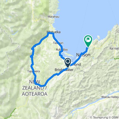 Tour Of New Zealand Stage 13