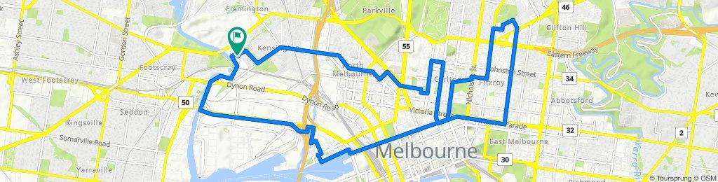 65-69 Hobsons Road, Kensington to 71-113 Hobsons Road, Kensington