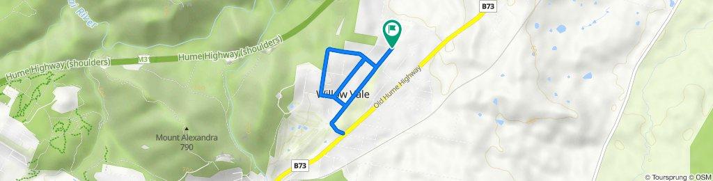Run 5km