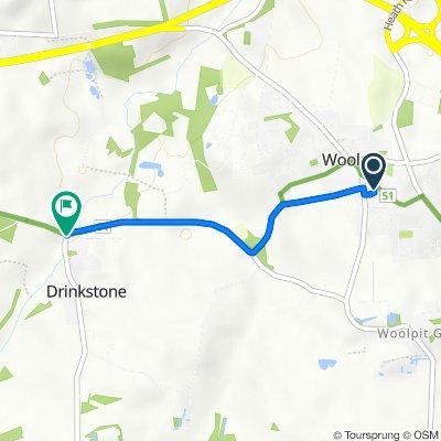 3 Cow Fair, Bury St. Edmunds to Glen Cottage, The Street, Bury St. Edmunds
