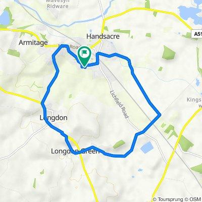 Longdon Round Trip