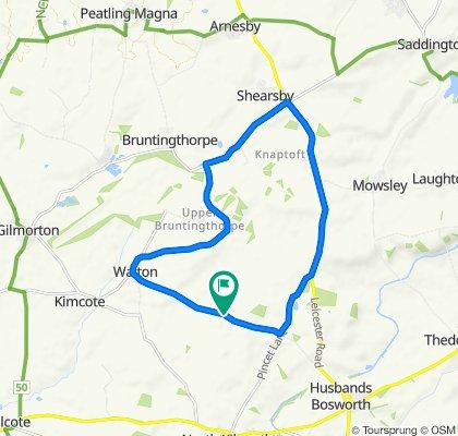 Fleche Waltonne Road Race
