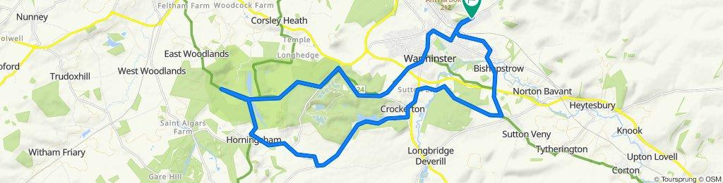 290 Firbank Crescent, Warminster to 290 Firbank Crescent, Warminster