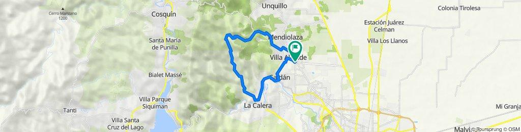 De Río de Janeiro 1072, Villa Allende a Río de Janeiro 1131, Villa Allende