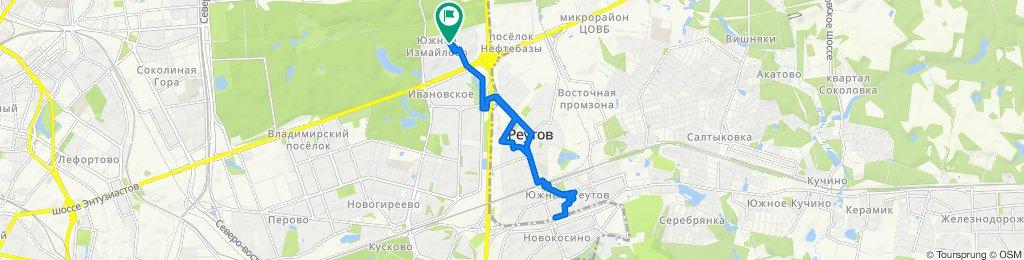 Велоездки снежные зимние морозные: Реутов 12 01 2021