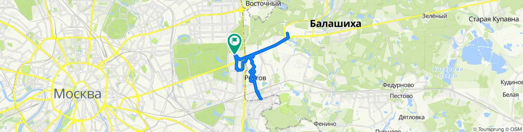 Морозные зимние велопоездки: Ивановское Реутов Балашиха  13 01 2021