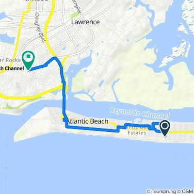 test start jamaica bay greenway