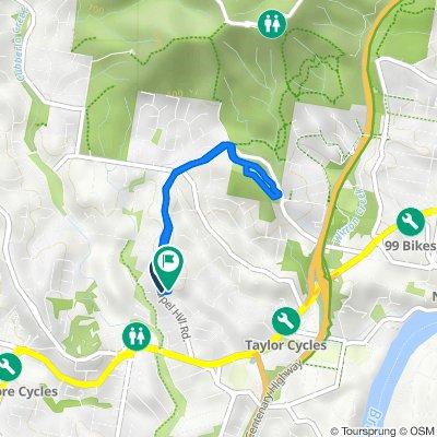 67 Chapel Hill Road, Chapel Hill to 65 Chapel Hill Road, Chapel Hill