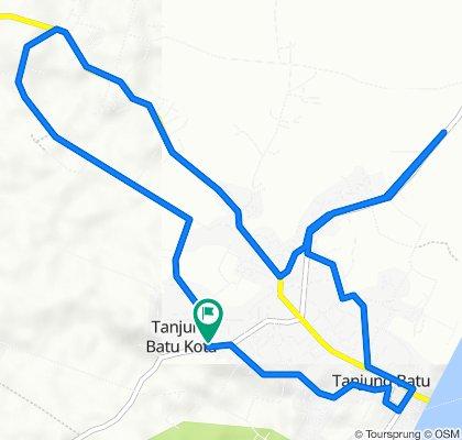 Unnamed Road, Kundur to Unnamed Road, Kundur