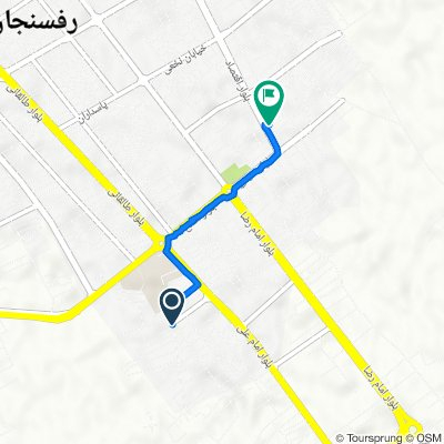 Easy ride in رفسنجان