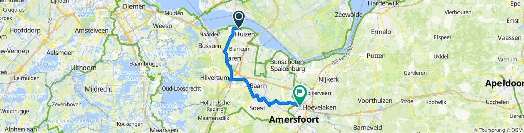 Energieweg 10a, Huizen naar Maarten Lutherstraat 1–11, Amersfoort