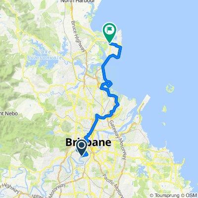The Esplanade 47, Saint Lucia to Fleet Drive 48-54, Kippa-Ring