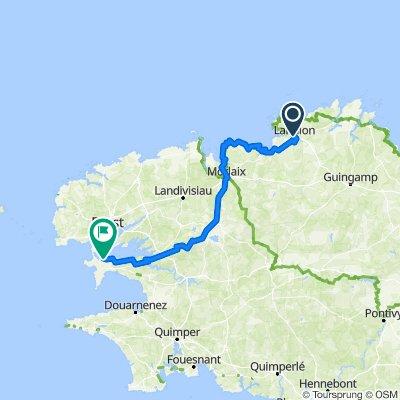 Bretagne, Jour 2