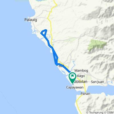Philippines, Botolan to Philippines, Botolan
