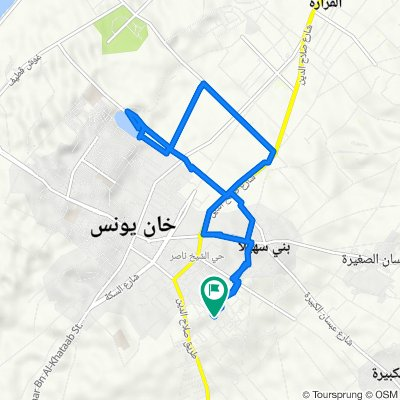 Relaxeمشوار d route in