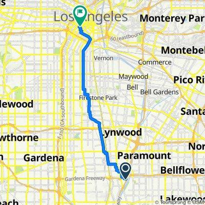 East Neece Street 352, Long Beach to South Broadway 913, Los Angeles