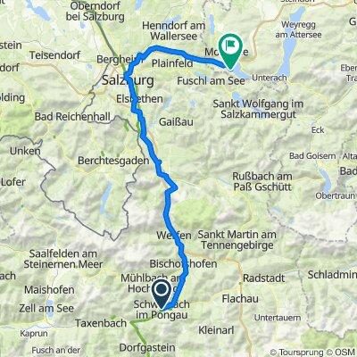 Schwarzach - Salzburg - St. Lorenz