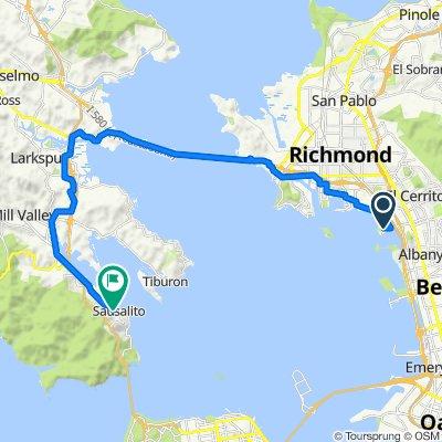 Sausalito to Richmond