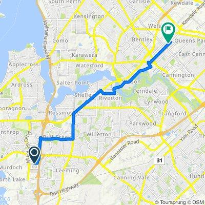 5 Robin Warren Drive, Murdoch to 10 Yallambee Way, Queens Park