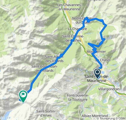 Lacets de Montvernier & Colle del Glandon