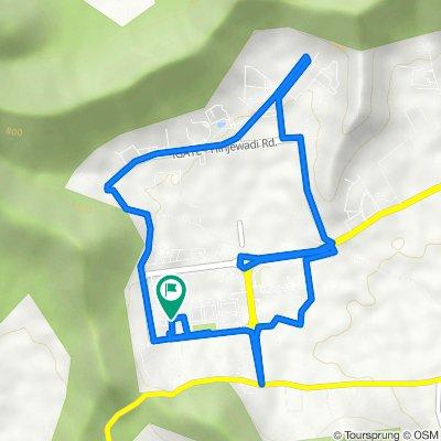 Hinjewadi Phase 3 Route